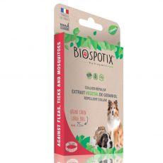 Obroża BIOGANCE Biospotix Large dog L-XL o działaniu odstraszającym 75 cm