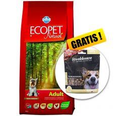 Farmina MO P ECOPET N dog ADULT MINI 12 kg + 2 kg GRATIS + PREZENT