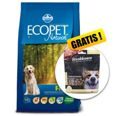Farmina MO P ECOPET N dog FISH MAXI 12 kg + 2kg GRATIS + PREZENT