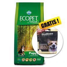 Farmina MO P ECOPET N dog PUPPY MAXI 12 kg + 2 kg GRATIS + PREZENT