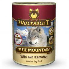 Konserwa Wolfsblut Blue Mountain 395 g