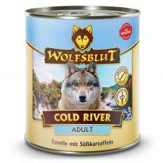 Konserwa WOLFSBLUT Cold River 800 g