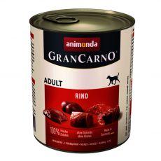 Konserwa GranCarno Fleisch Adult wołowa - 800 g