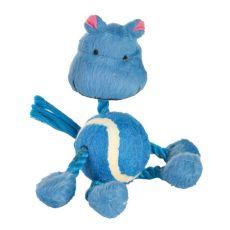 Pluszowa zabawka dla psa - zwierzątko na sznurku