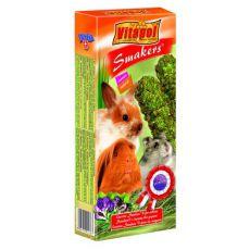 Vitapol Smakers kolby z lucerny dla gryzoni 110 g