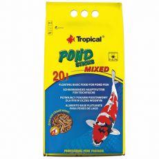 TROPICAL Pond Sticks Mixed 20L