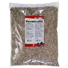 Vermiculit tropikalne podłoże do terrarium 4 L - 3-6mm