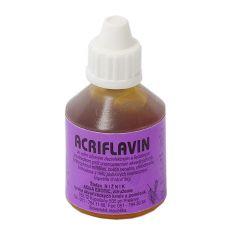 Acriflavin - roztwór przeciw pleśniawce u ryb akwaryjnych 25ml