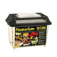 Faunarium - przenośne plastikowe pudełko 180 x 110 x 125 mm