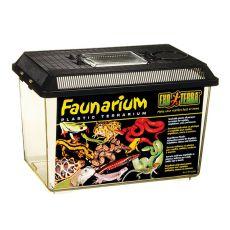 Faunarium - przenośne plastikowe pudełko 300 x 195 x 205 mm
