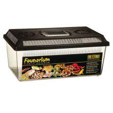 Faunarium - przenośne, plastikowe pudełko 360 x 210 x 160 mm