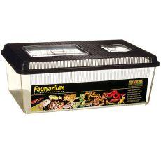 Faunarium - przenośne plastikowe pudełko 460 x 300 x 170 mm