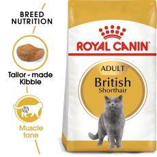 Karma Royal Canin dla kotów brytyjskich krótkowłosych 2 kg