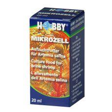 Mikrozell 20 ml - pokarm dla artemii