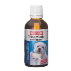 Sensitiv - preparat do usuwania plam spod oczu psów i kotów