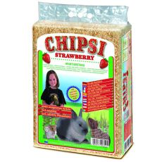 CHIPSI STRAWBERRY - ściółka o zapachu truskawek 60 L