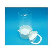 Dozownik wody dla ptaków z żerdką - 400ml