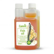 Canvit Fish Oil – tran da psów, 250ml