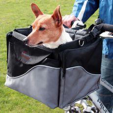 Torba transportowa do zamontowania na rower dla psów 41 x 26 x 26 cm
