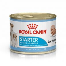 Royal Canin Starter Mousse 195g - konserwa
