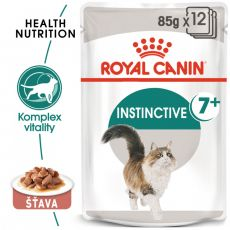 ROYAL CANIN Instinctive 7+ Gravy 85g