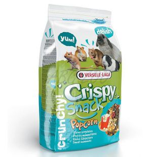 Snack Crispy 10kg - karma dla gryzoni