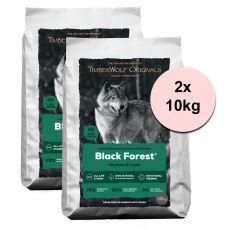 TimberWolf Originals Black Forest 2 x 10 kg