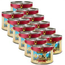 Konserwa Wolfsblut Blue Mountain Puppy 12 x 200 g