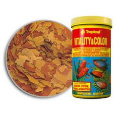 Pokarm dla ryb TROPICAL Vitality colour 1000ml/200g