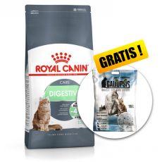 Royal Canin Digestive Care sucha karma dla kotów dla prawidłowego trawienia 10 kg + PREZENT