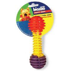 Zabawka dla psa - gumowa hantla