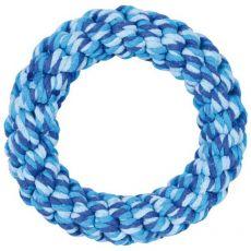 Pierścień ze sznurka, 14 cm