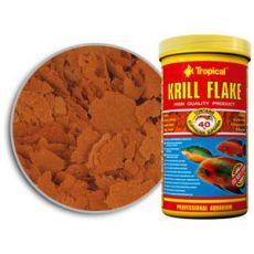Pokarm dla ryb mięsożernych TROPICAL Krill Flake 5l/1kg