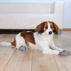 Skarpetki dla psów - antypoślizgowe 2 szt, M-L