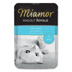 MIAMOR Ragout Royal 100g - Łosoś