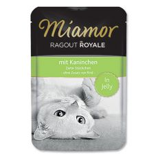 MIAMOR Ragout Royal 100g - KRÓLIK