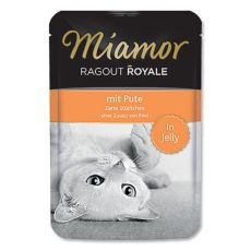 MIAMOR Ragout Royal 100g - Indyczka
