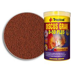 TROPICAL Discus Gran D-50 Plus 1000ml