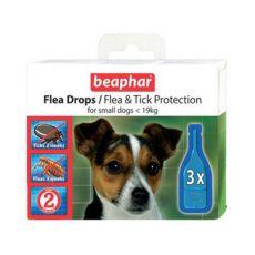 Krople dla psów na pchły i kleszcze 5-19 kg
