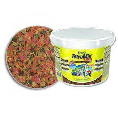 Pokarm dla ryb TetraMin 10 L - płatkowy