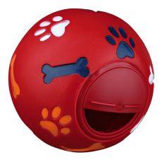 Piłka dla psa Dog Activity na przysmaki - 14 cm