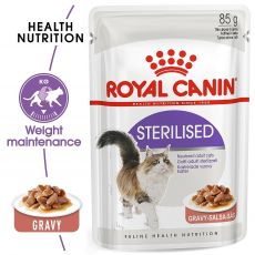 Royal Canin STERILISED 85g - saszetka