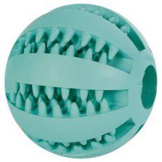 Zabawka dla psa - piłka o smaku miętowym, 5 cm