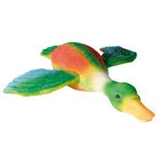 Zabawka dla psa - kolorowa kaczka, 30cm