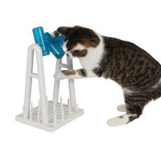 Zabawka interaktywna dla kota, 22x18x33cm