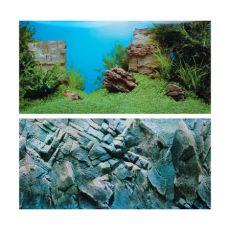 Tło do akwarium  AMANO/ROCK S - 60x30cm