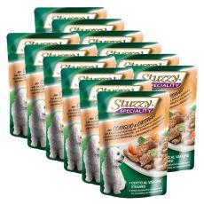 Stuzzy Speciality Królik z warzywami, 12 x 100 g