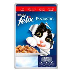 Karma Felix – wołowina w galarecie, 100 g