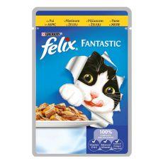 Karma Felix - mięso z kurczaka w galerecie, 100 g