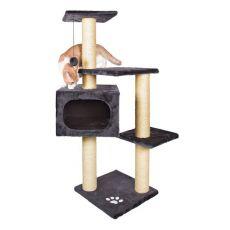 Drapak PALAMOS dla kotów - pluszowy, 109 cm